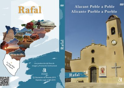 Rafal. Alicante town to town.