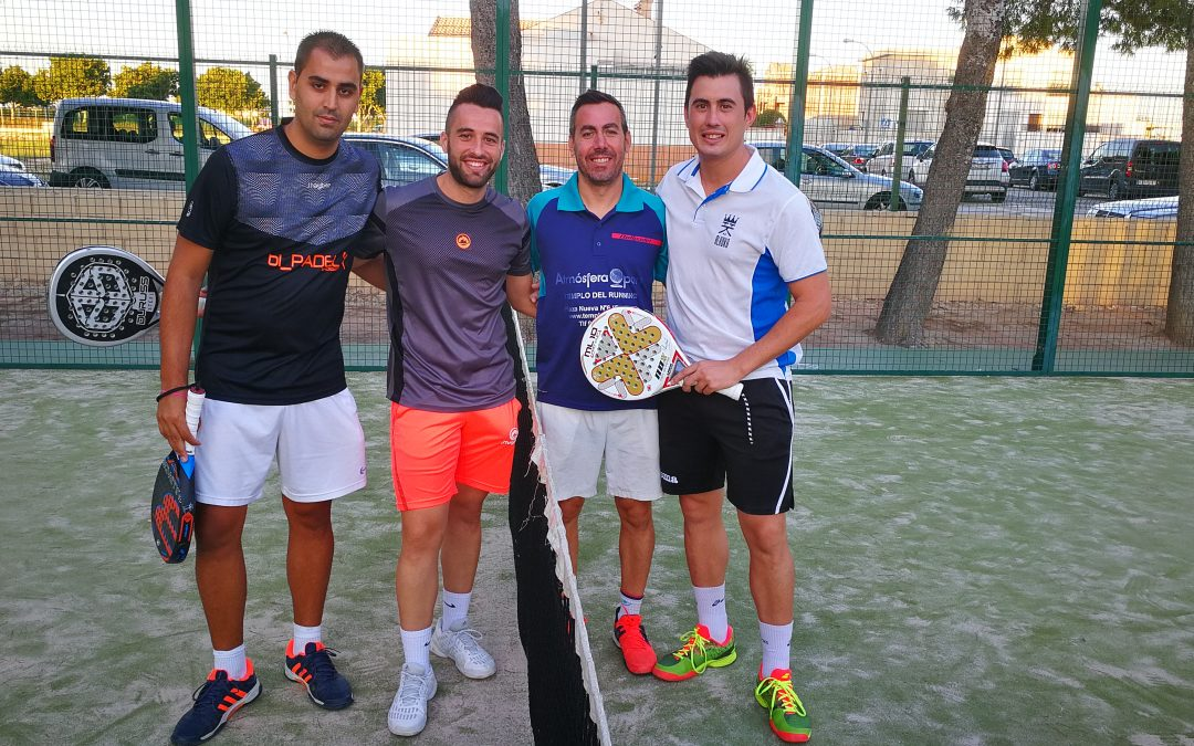 Rafal hosts the 2nd Padel Tournament on the occasion of its patron saint