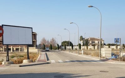 Rafal receives a help of 300,000 euros to renew the street lighting and replace the current LED bulbs