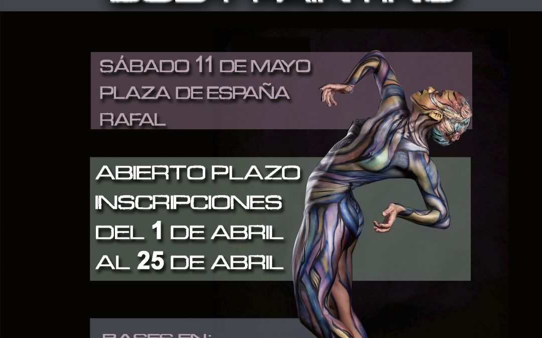 Concurso de Body Painting – Inscripciones