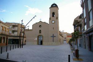 """Iglesia de """"Nuestra Señora del Rosario"""""""