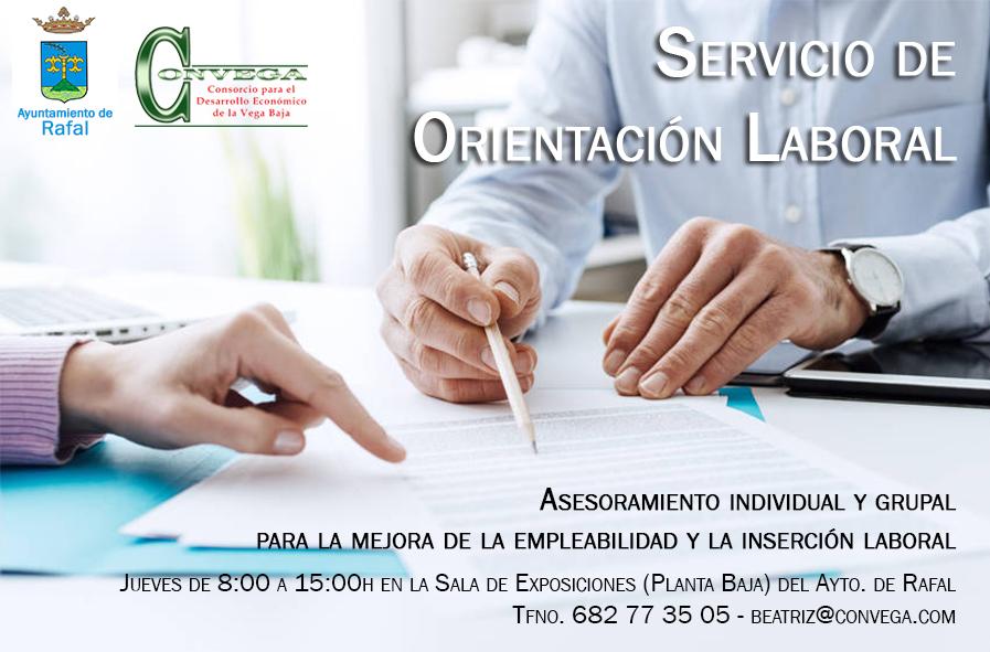 SERVICIO DE ORIENTACIÓN LABORAL