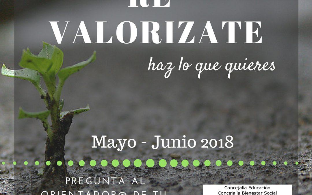 CAMPAÑA RE-VALORIZATE