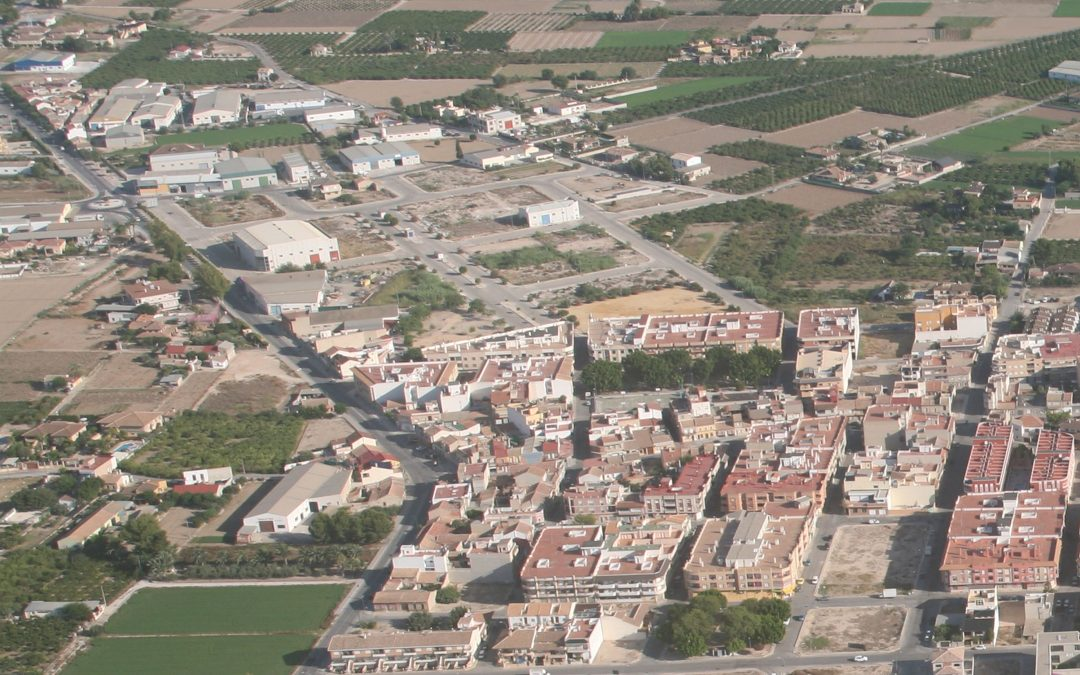 Rafal modifies the urban planning of the Industrial Estate to enable the granting of licenses to companies
