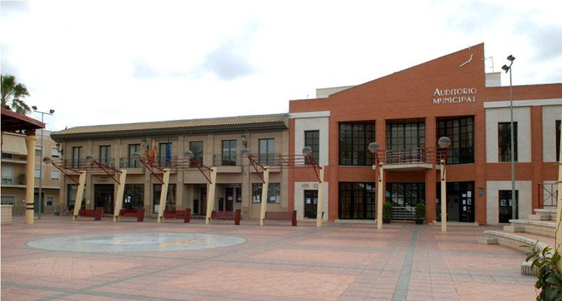 Rafal sol·licita a la Diputació d'Alacant que incloga la reforma de la Plaça d'Espanya en el Pla Provincial de Cooperació