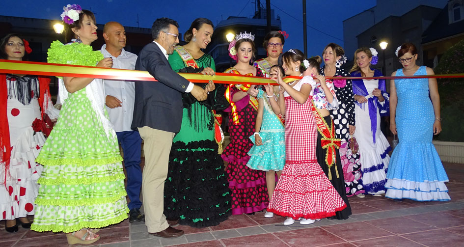 Rafal celebrates the 18th edition of the Sevillanas Fair on May 25, 26 and 27 in the Plaza de España