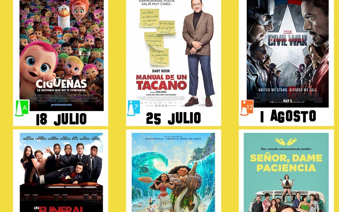 Miércoles de cine en Rafal
