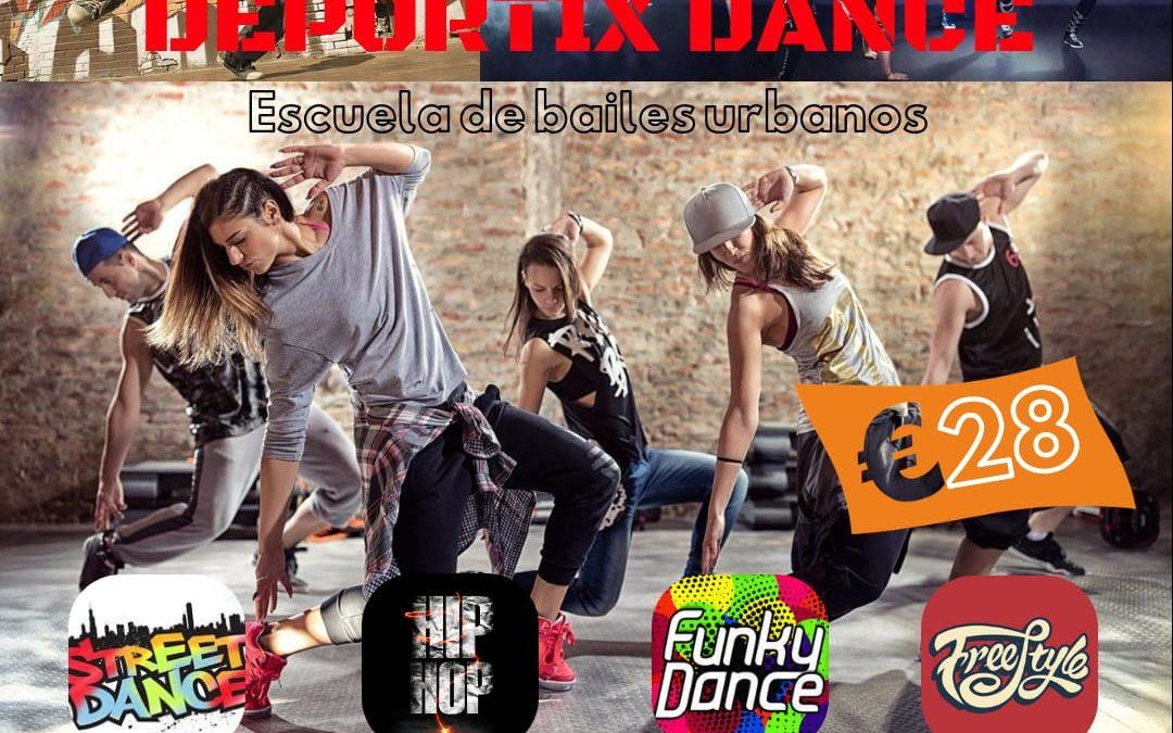 Deportix Dance: Escola de Balls Urbans de Rafal