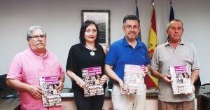 Rafal presenta sus Fiestas Patronales en honor a la Virgen del Rosario con un programa de actividades para todas las edades