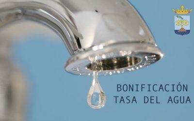 Water Rate Bonus