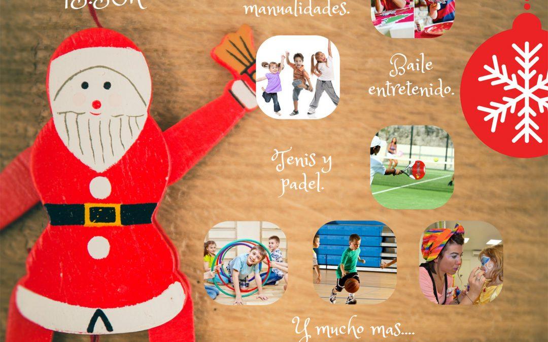 Escola de Nadal de Rafal