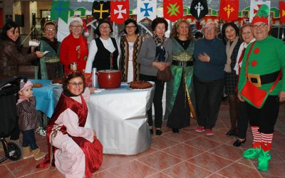 Rafal starts its Christmas program with a Market that unites activities of animation and crafts