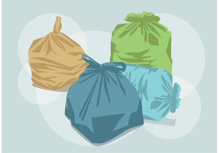 Garbage collection schedule from December 24 to December 31