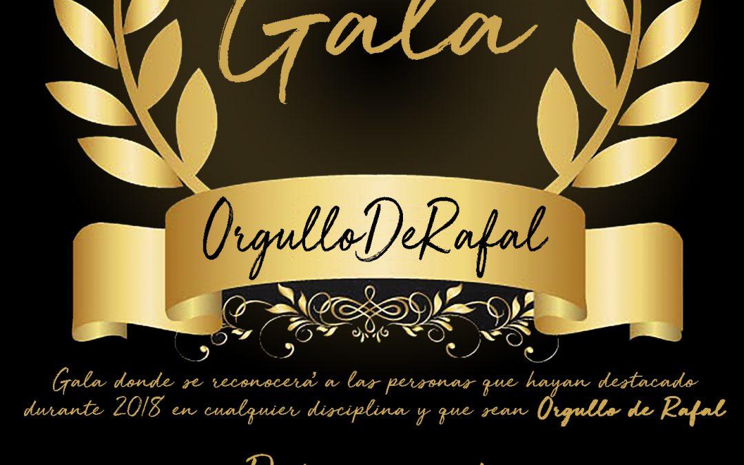 Presentación Candidaturas II Gala Orgullo de Rafal