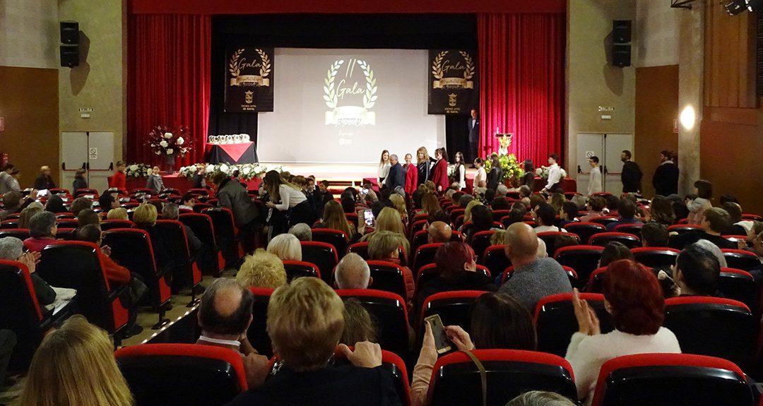 La segunda Gala 'Orgullo de Rafal' premia a los rafaleños y rafaleñas más destacados durante el año 2018