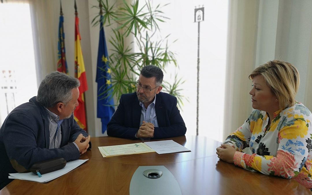 Rafal joins the Network of Municipalities for the Health of the Valencian Community