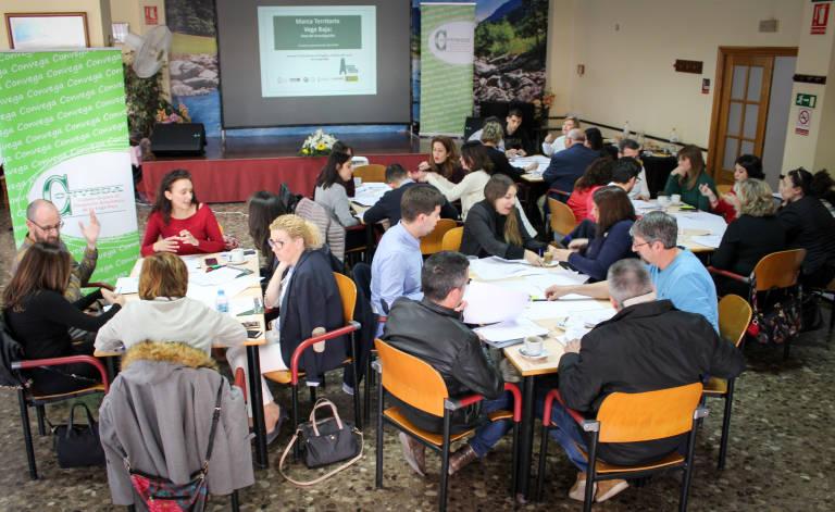 Rafal acoge el Focus Group que da inicia a la fase de creación de la Marca Vega Baja