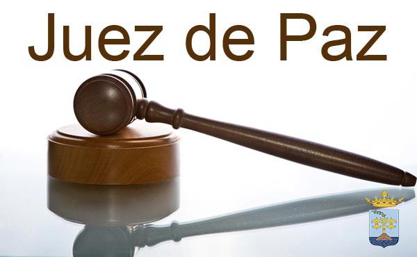 Convocatòria d'elecció per a Jutge de Paz de Rafal