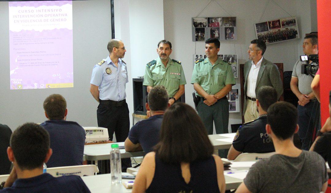 La Policía Local de Rafal incorpora el sistema de seguimiento integral de los casos de Violencia de Género