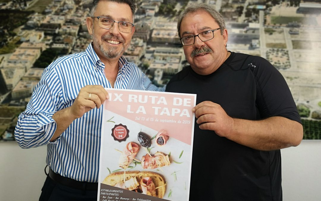 Rafal celebra la IX Ruta de la Tapa con el objetivo de promocionar la gastronomía de la comarca