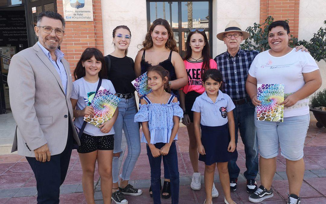 Rafal vive sus Fiestas Patronales en honor a la Virgen del Rosario con un amplio programa de actividades