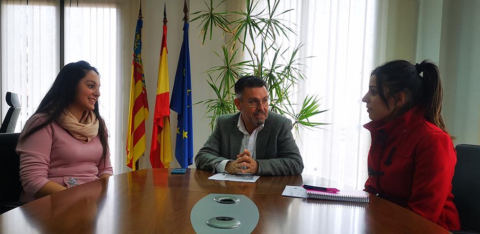 Rafal recibe 72.060 euros para la contratación de jóvenes parados a través de los programas de empleo del SERVEF