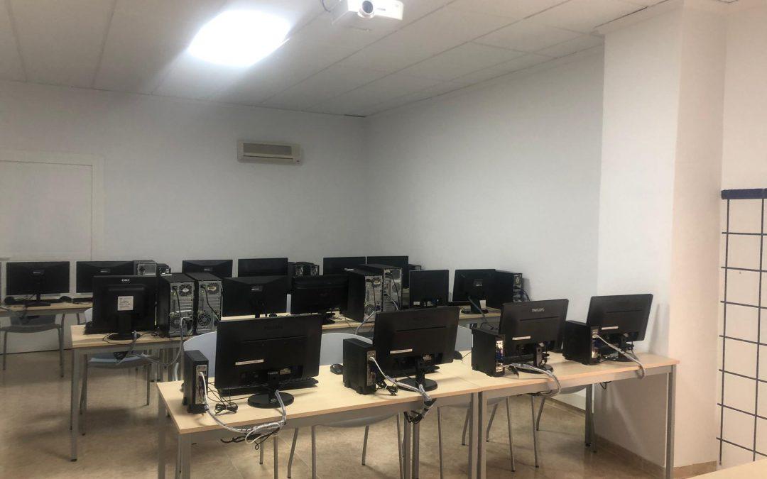 El centro formativo juvenil de Rafal logra la homologación de más de una decena de especialidades formativas