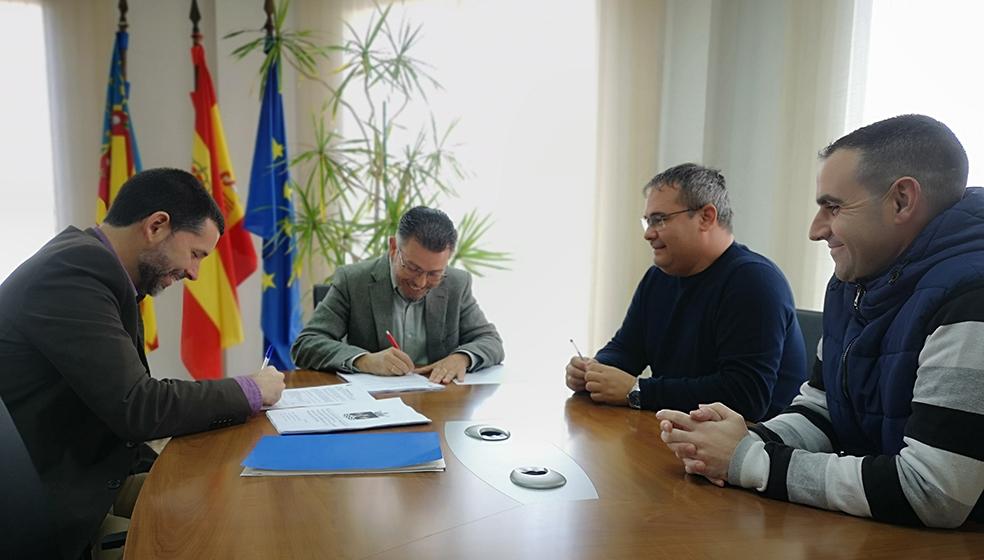Rafal adjudica las obras de la segunda fase del Plan Edificant del CEIP Trinitario Seva por 1.600.000 euros