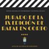 Nombramiento del jurado del IX Festival Nacional de Cortometrajes y Audiovisual Rafal en Corto