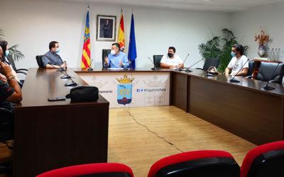 Rafal acuerda suspender sus fiestas patronales en honor a la Virgen del Rosario por la crisis sanitaria del Covid19