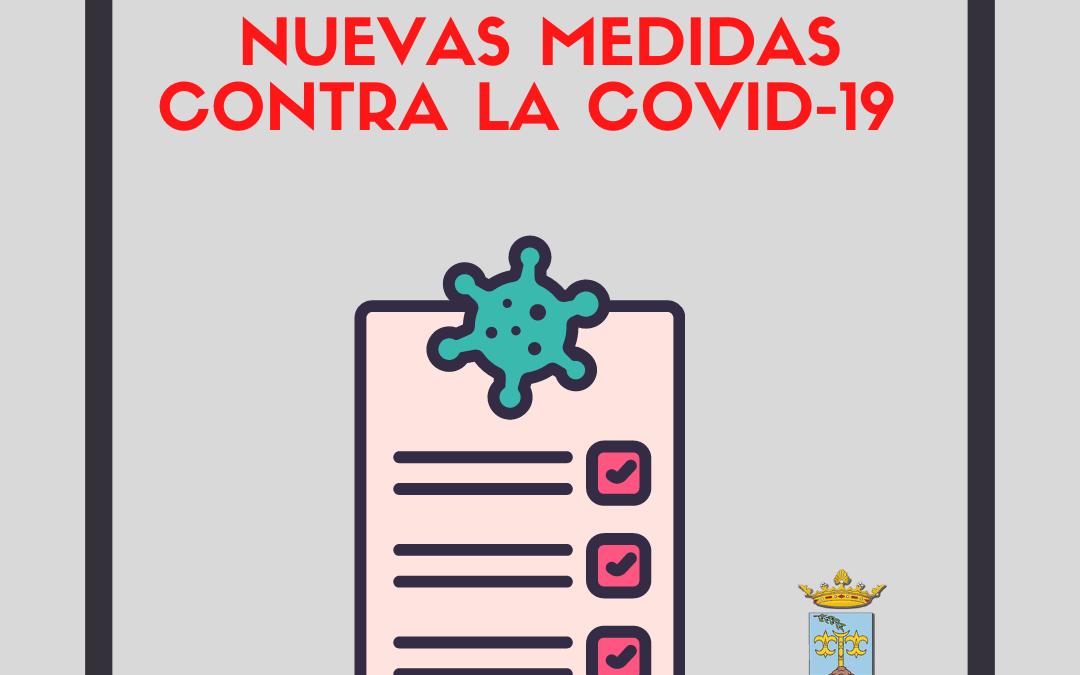 Rafal adopta medidas para frenar la expansión del COVID-19 y no descarta endurecerlas si la cifra de contagios no mejora
