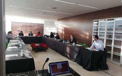 Rafal acoge la reunión de la Mesa Sectorial del Plan de Acción Territorial de la Vega Baja