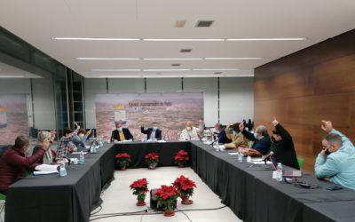 El Pleno del Ayuntamiento de Rafal da luz verde a la reforma y urbanización de la Plaza de España