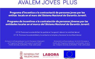 Programa de empleo público EMPUJU 2020