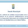 Bando Municipal con medidas adicionales para frenar la expansión del Covid-19 en la Comunidad Valenciana