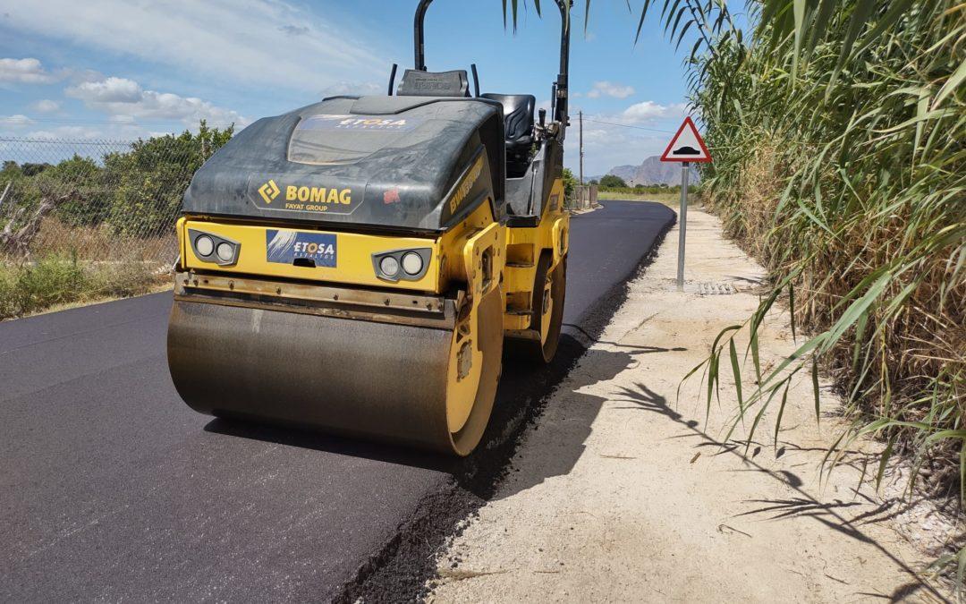 El Ayuntamiento de Rafal invierte más de 100.000 euros en acondicionar caminos rurales del término municipal
