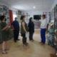 Rafal recibe la visita de la directora del Instituto Alicantino de Cultura Juan Gil-Albert