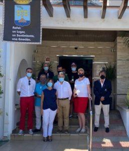 Rafal retoma el campeonato de golf 'Virgen del Rosario' con motivo de sus fiestas patronales en su XVII edición