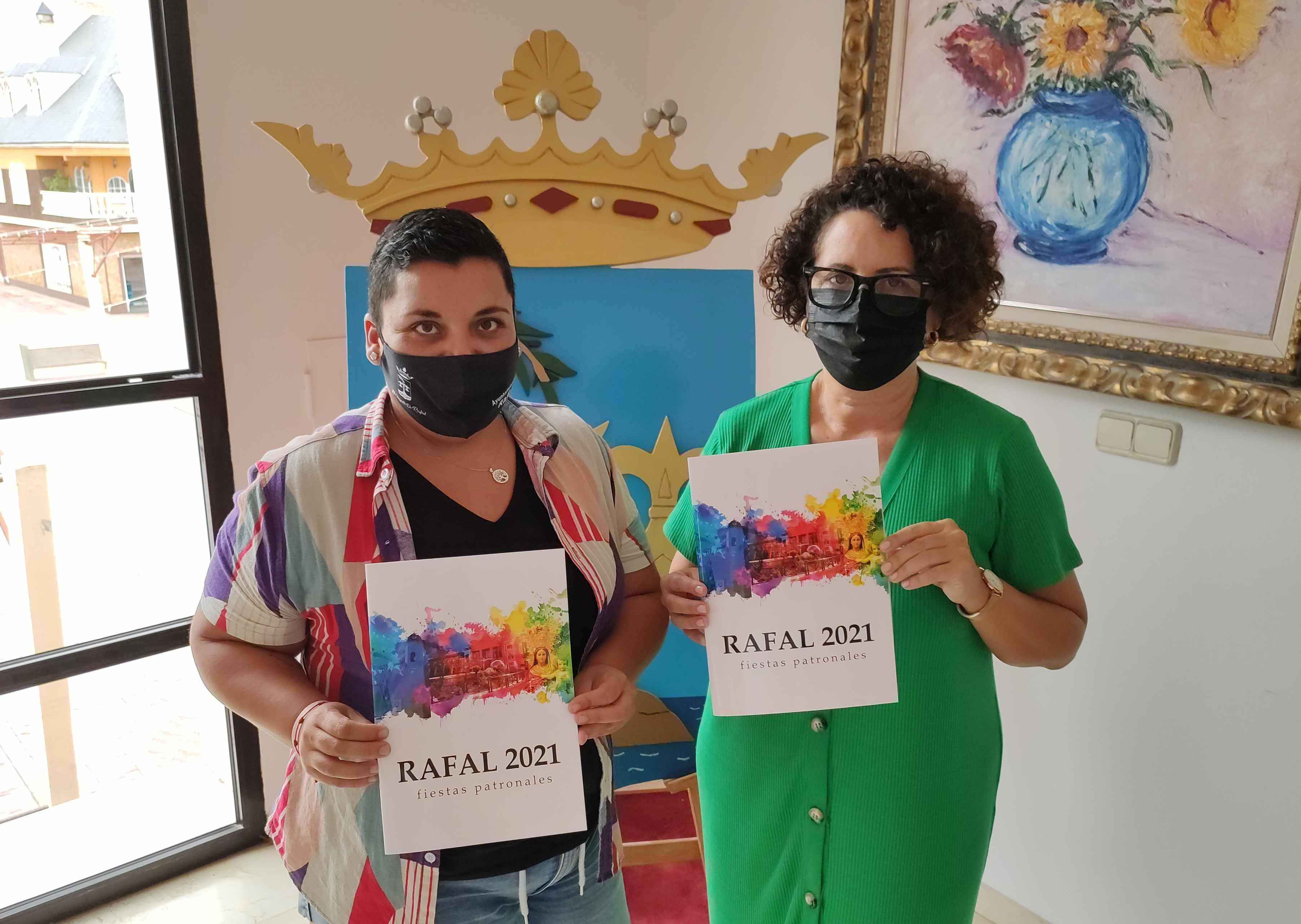 Rafal celebra sus fiestas en honor a la Virgen del Rosario este año 2021 con todos los protocolos frente al Covid-19